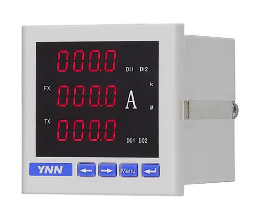 YN194I-AX4 三相數顯電流表