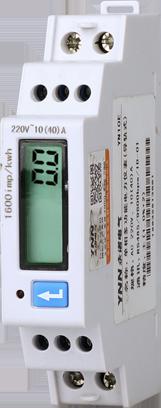 YN10E 單相導軌電能表
