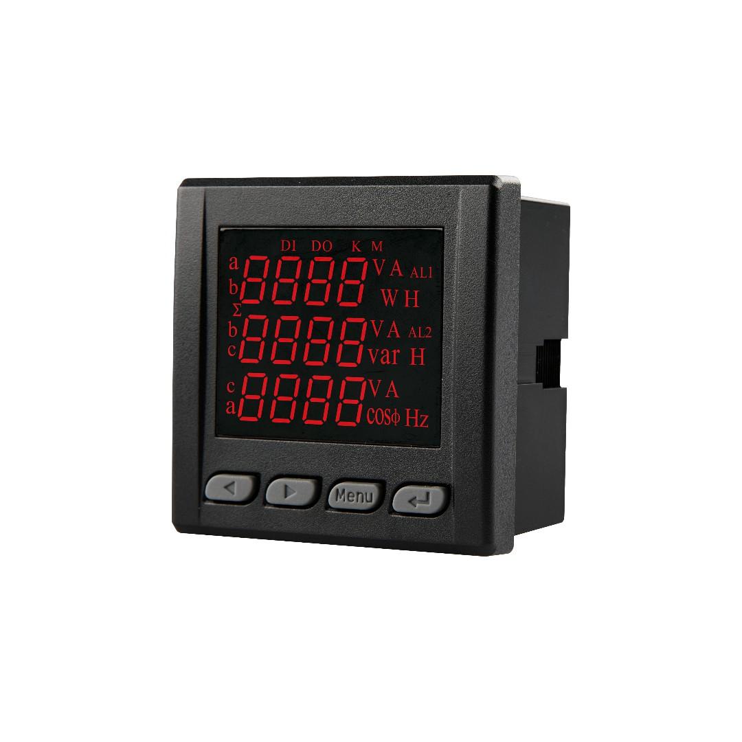 YN181E-AS4 短殼多功能電力儀表